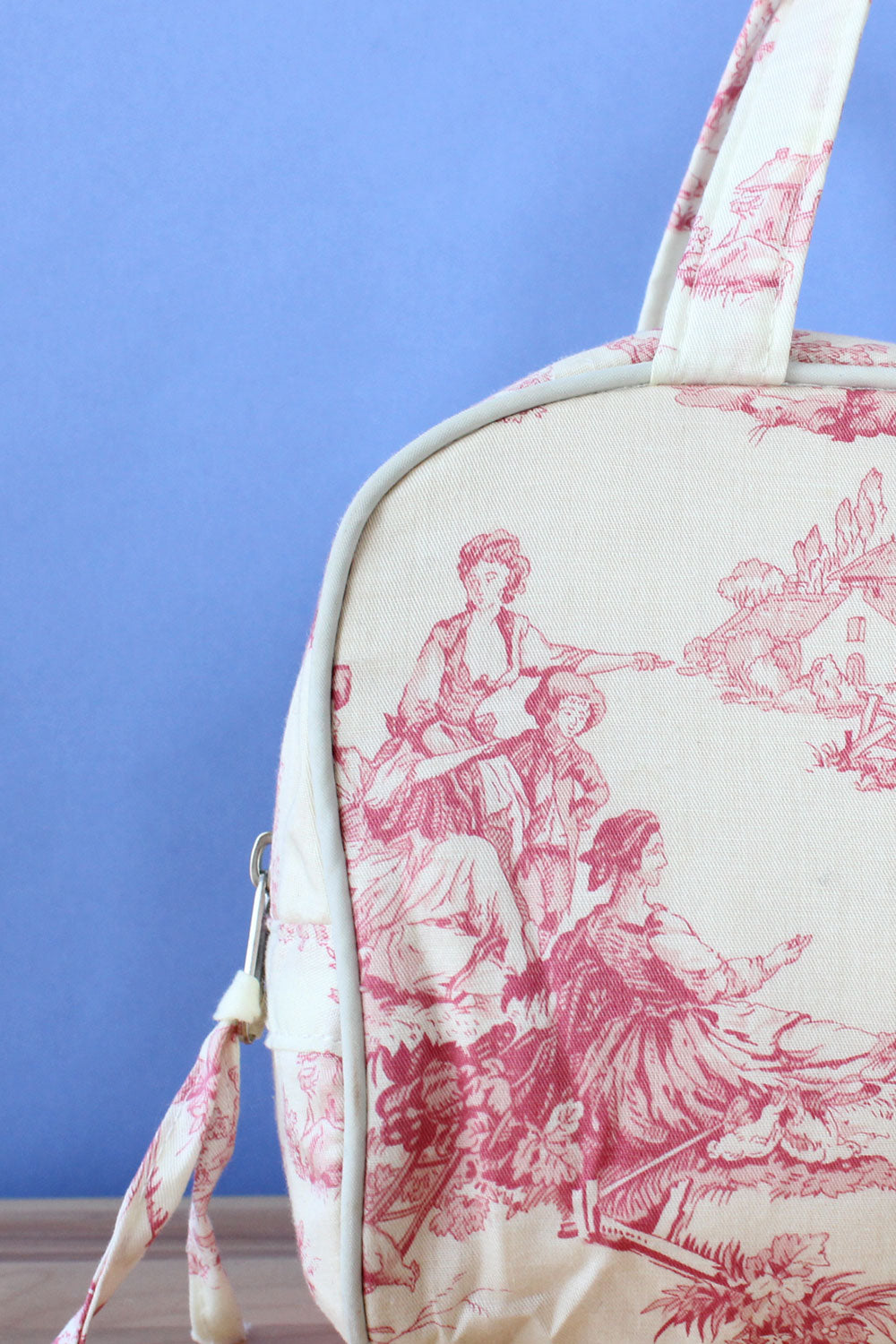 Toile Toiletry Pouch