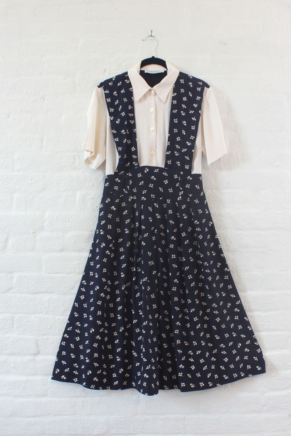 Daisy Suspender Dress M/L