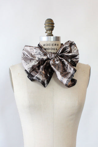Silverware Novelty Silk Scarf