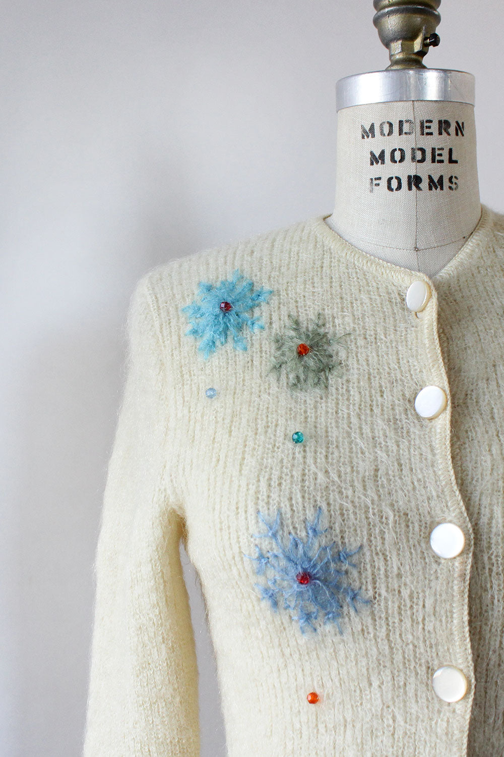 Candy Colored Snow Cardigan XS/S
