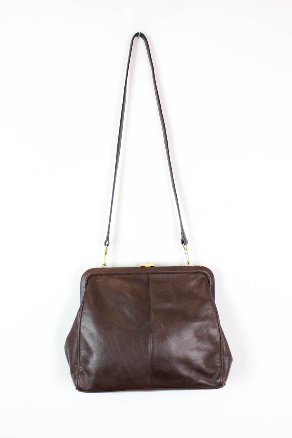 Etienne Aigner Woven Leather Bag