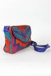 80s colorful purse