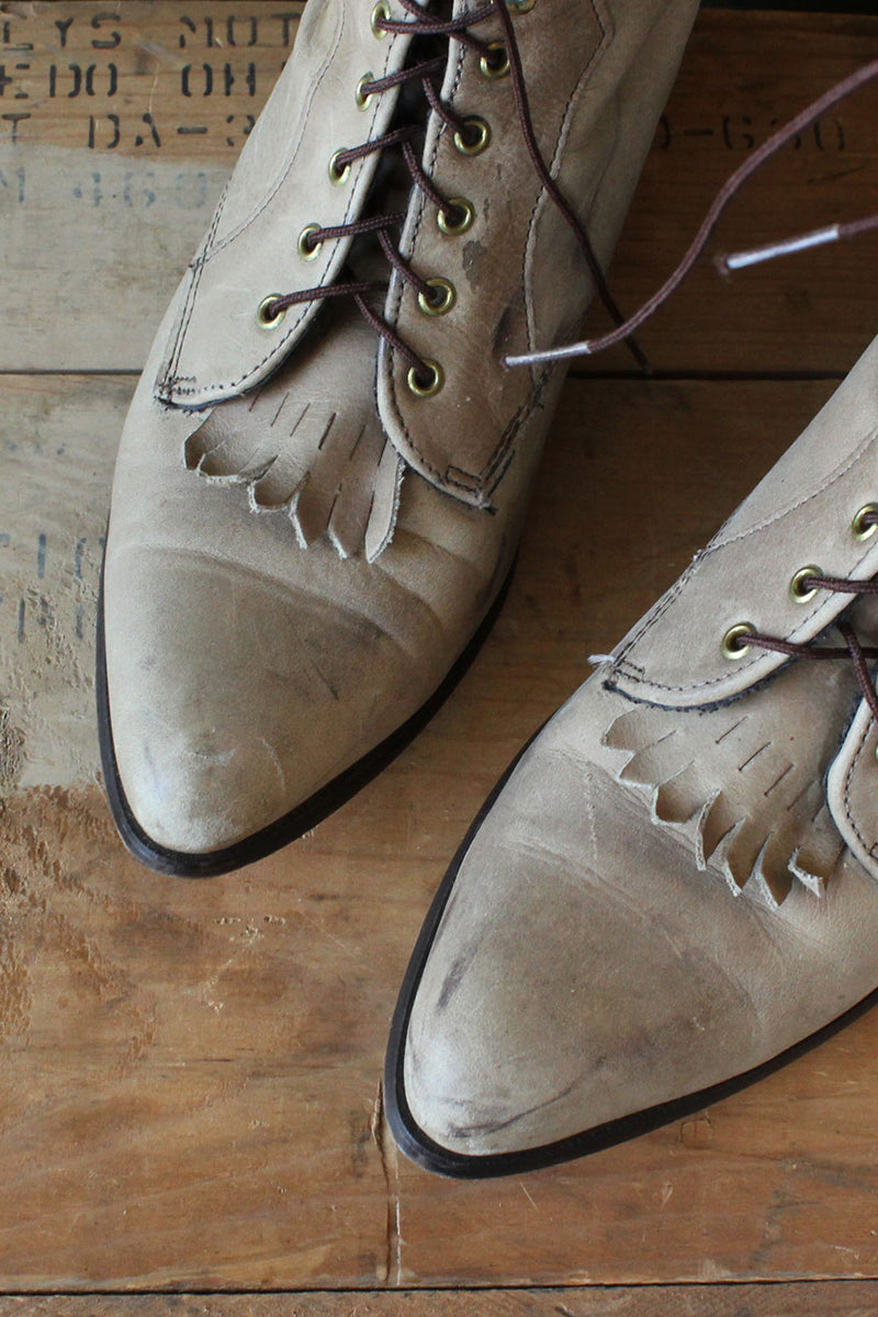 Sepia Heritage Boot 8.5-9