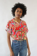 Ashbury Floral Buttondown S-L
