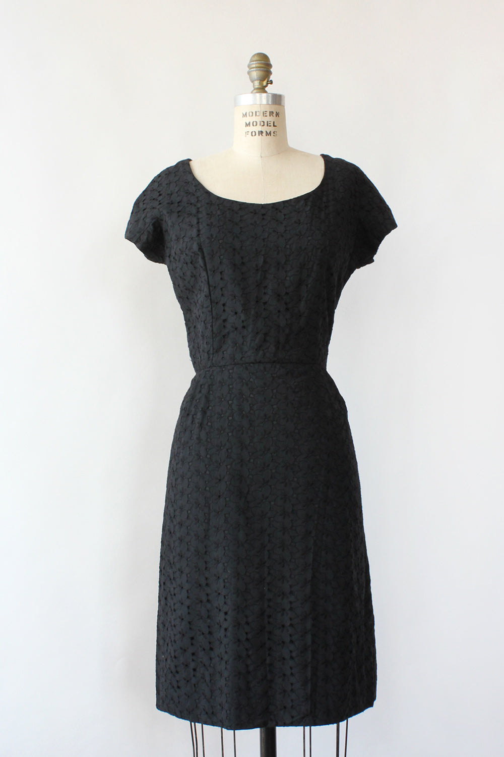 Jerry Gilden Eyelet Dress L