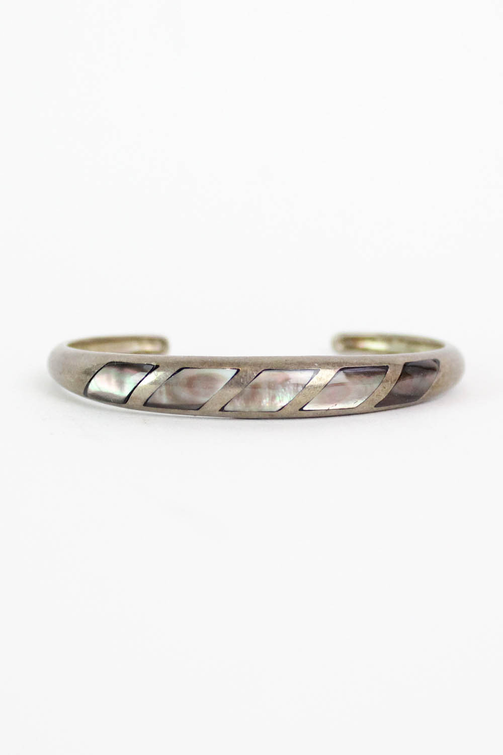 Mother of Pearl 925 Cuff