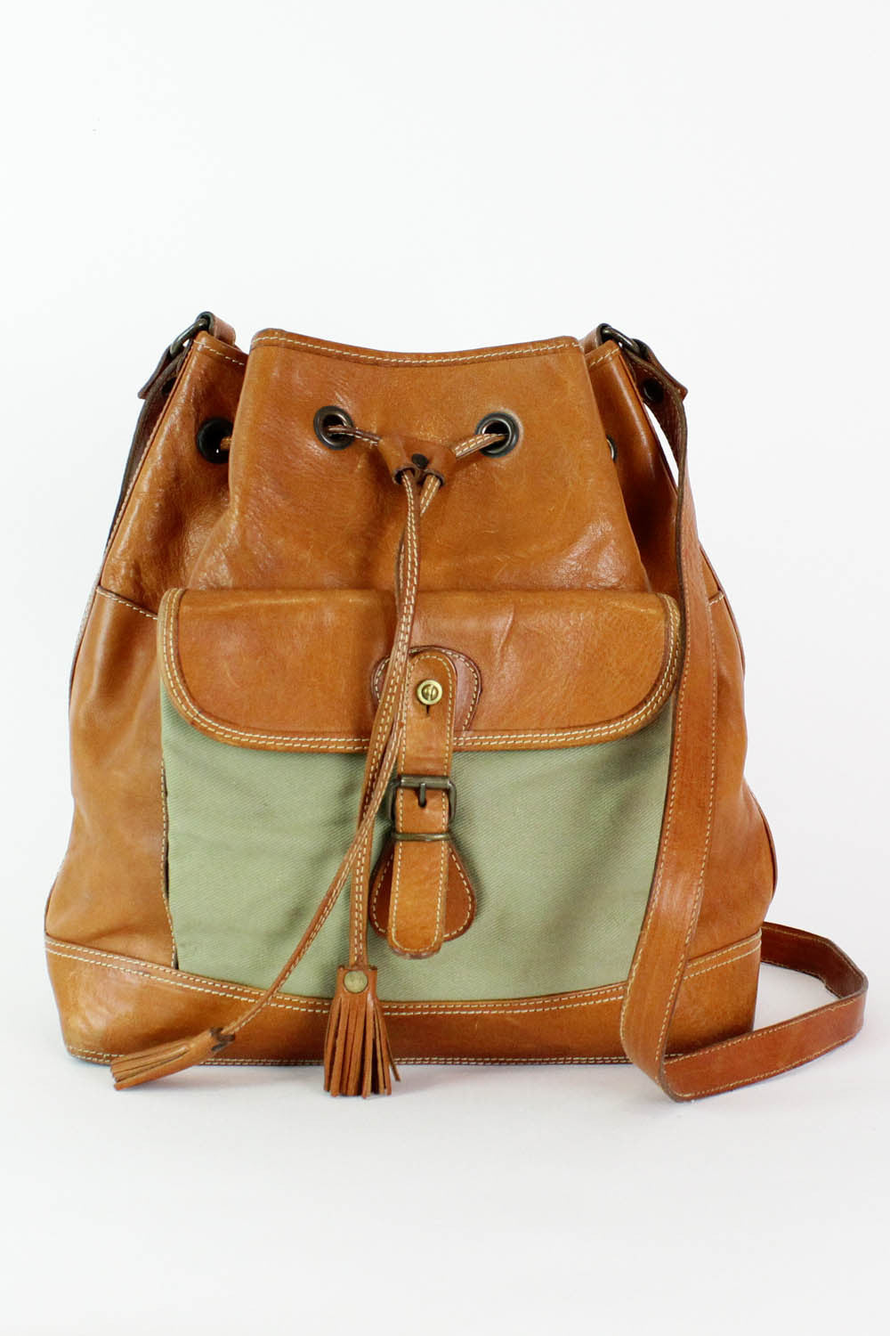 Vintage Ann Taylor Bucket Bag