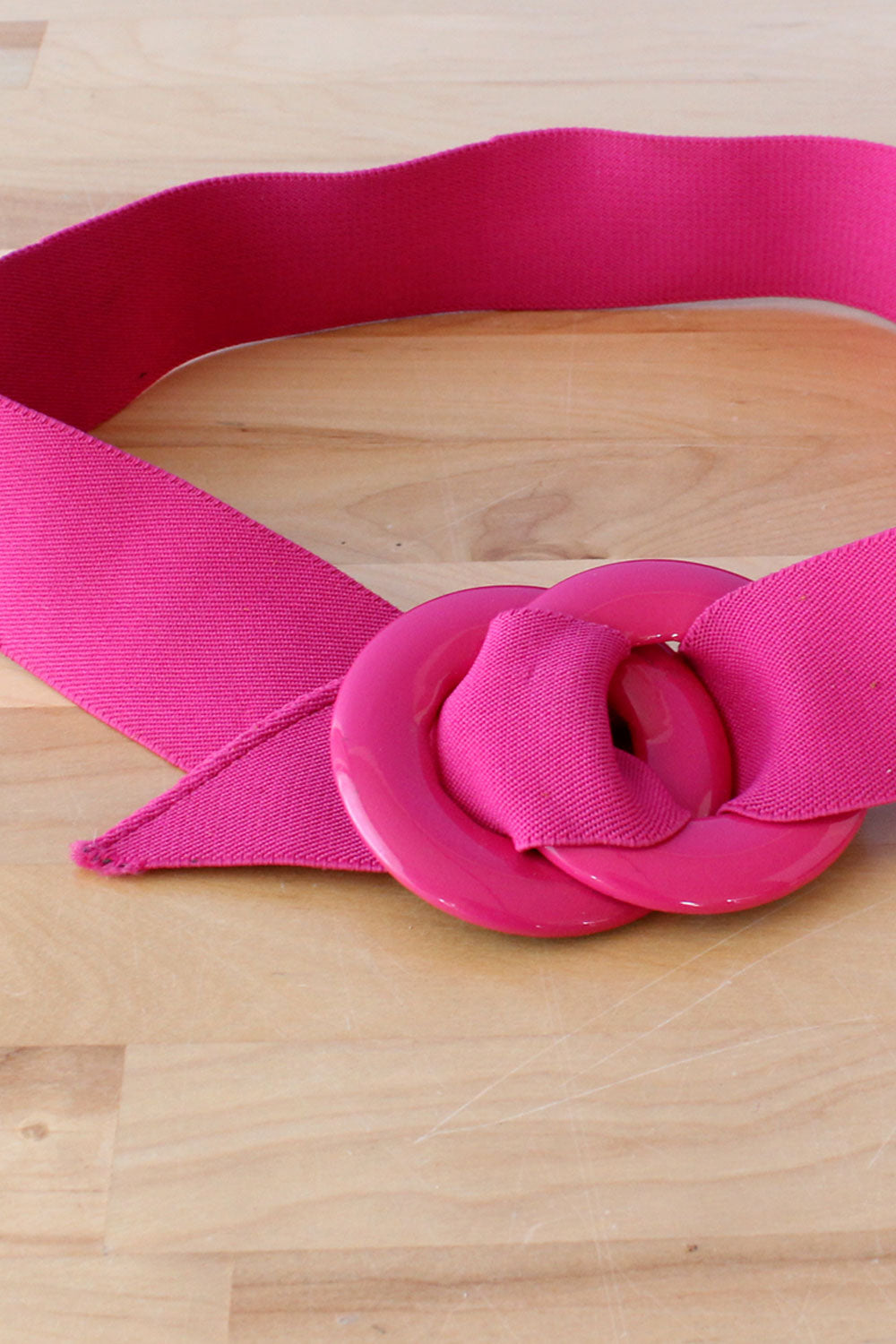 Hot Pink Infiniti Cinch Belt