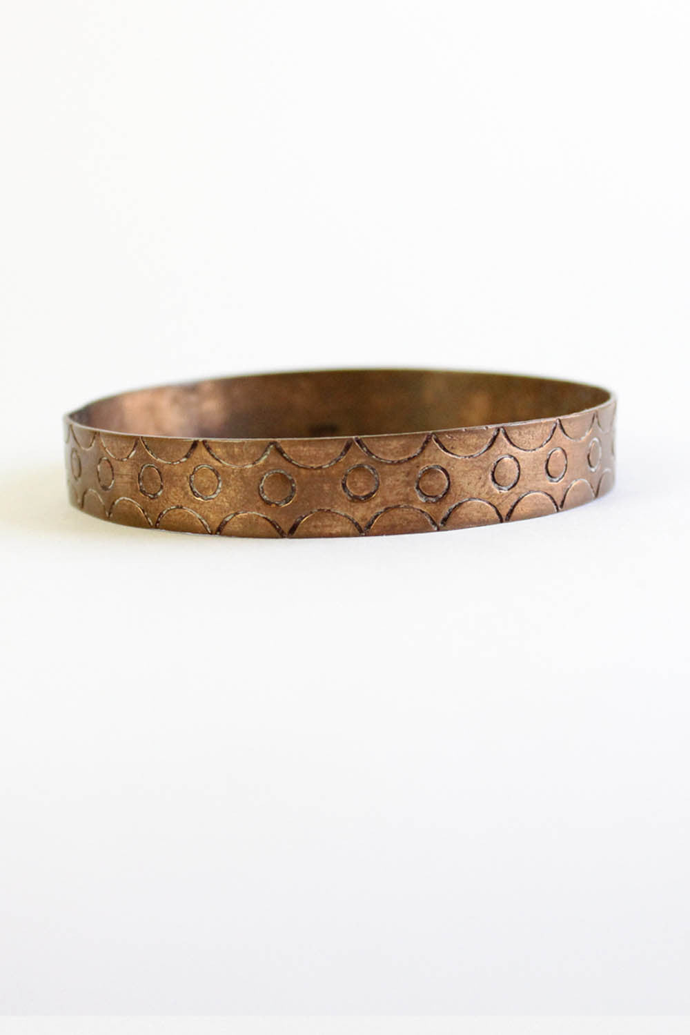 Mexican Copper Forearm Bracelet