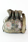 Jane Yoo Floral Bucket Bag