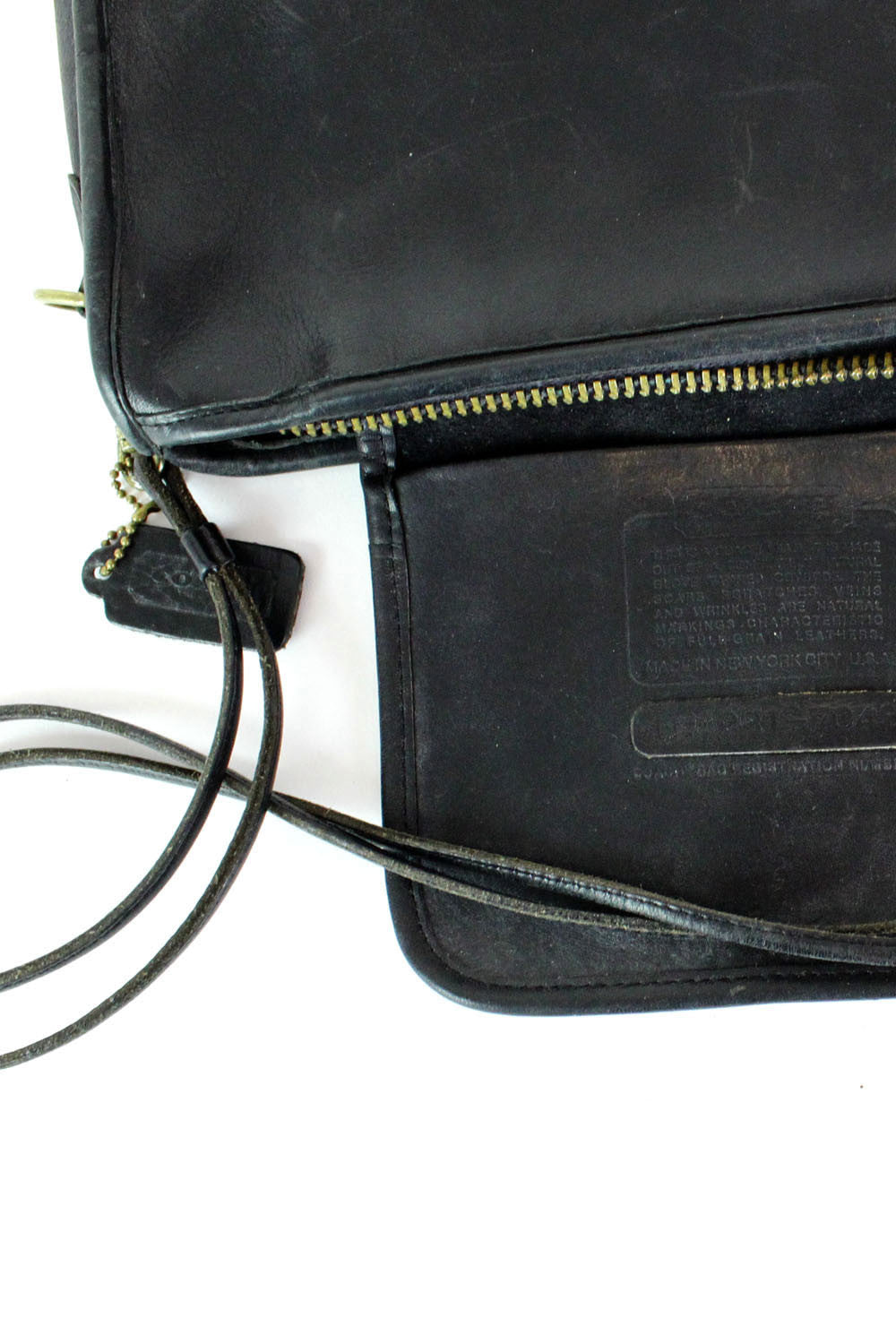 COACH Basic Convertible NYC Clutch Purse