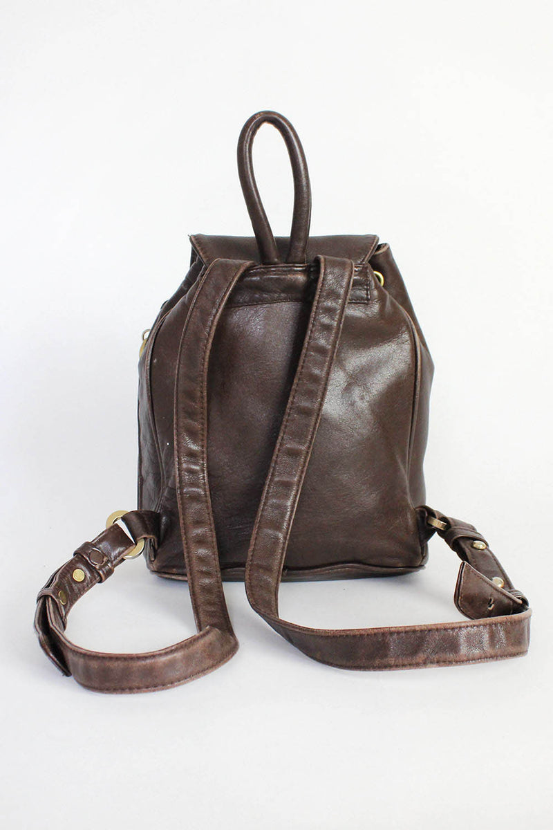 Perlina Espresso Backpack