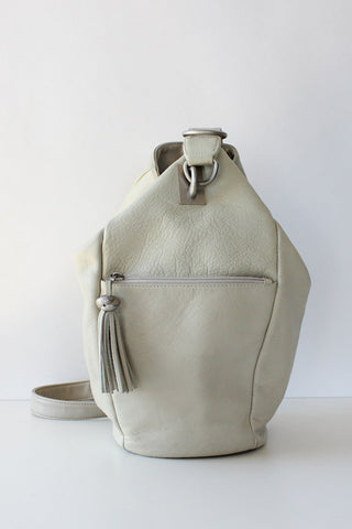Pearl Leather Sling Pack