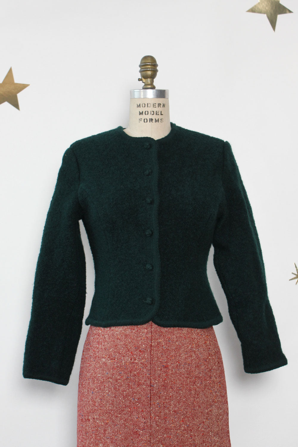 Forest Wool Princess Jacket S/M