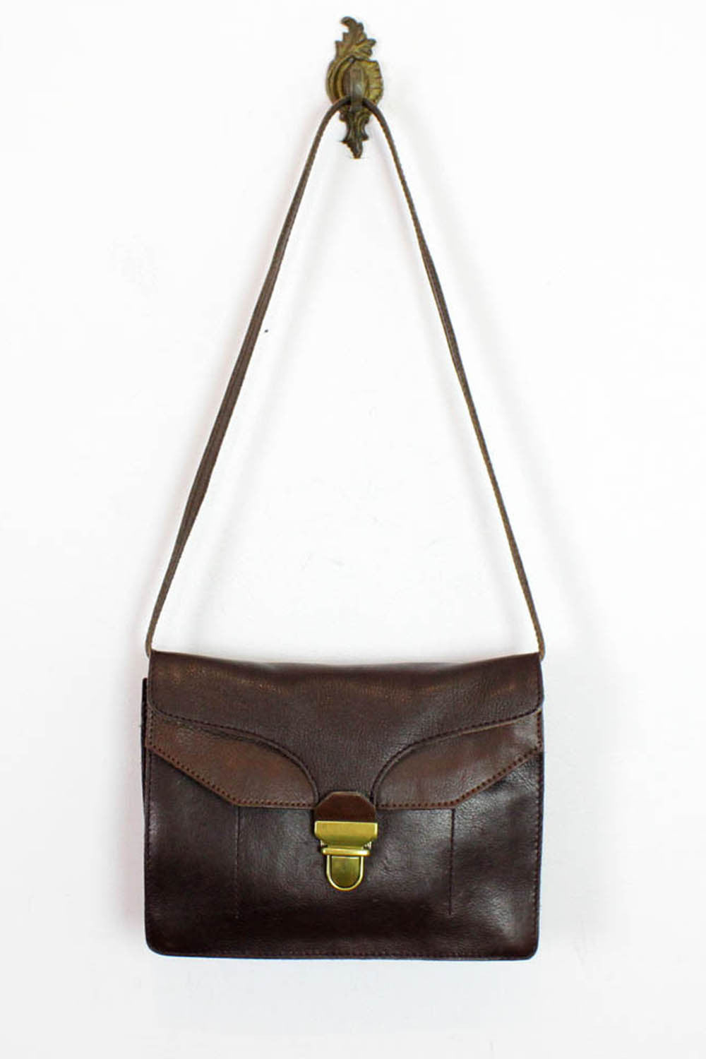 Madewell convertible clutch / satchel