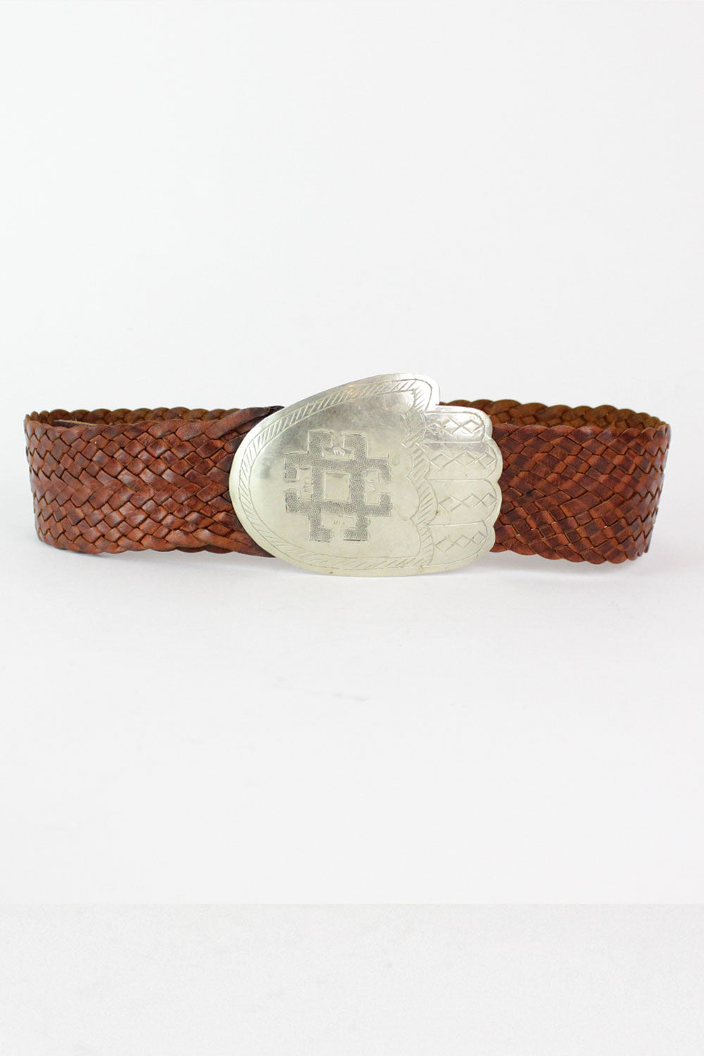 Braided Hand Belt
