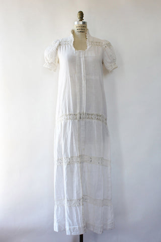 Cream Briza Maxi Dress XS/S