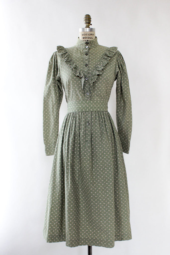 Laura Ingalls Prairie Dress