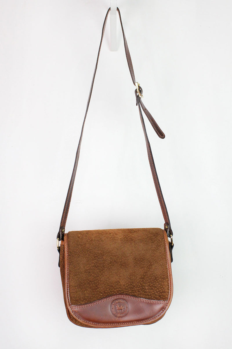 Capybara Saddle Bag