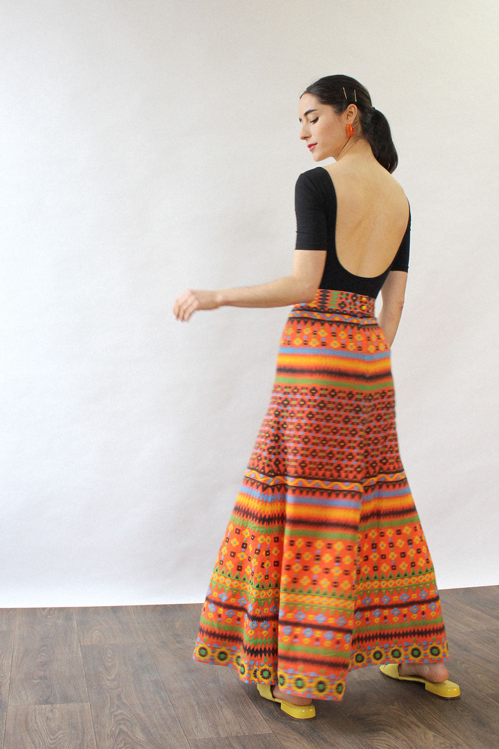Dreamtime Maxi Skirt S