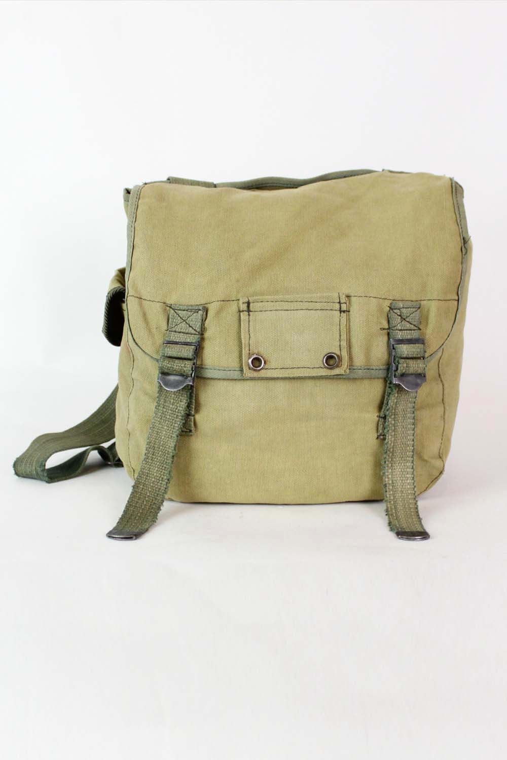small army canvas bag