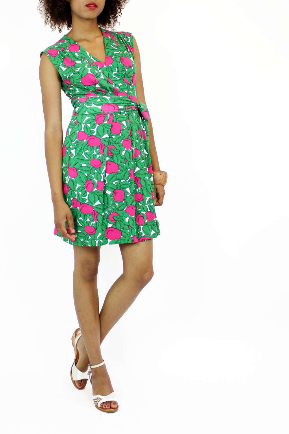 DVF wrap dress 10