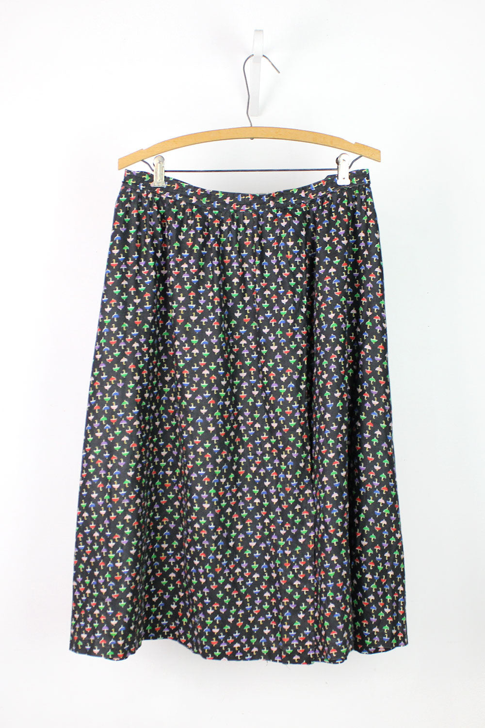 Umbrella Wrap Skirt