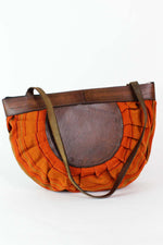 Fire Moon Tapestry Bag