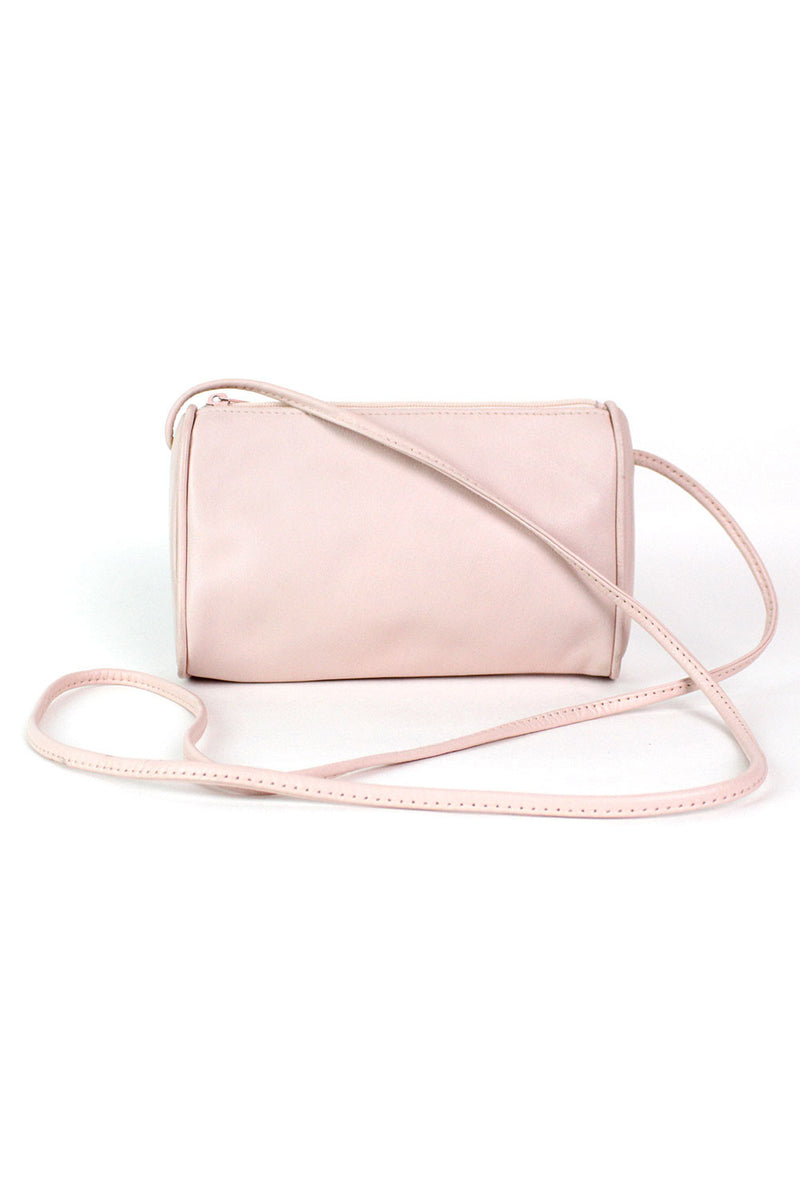 Blush Pink Crossbody Bag