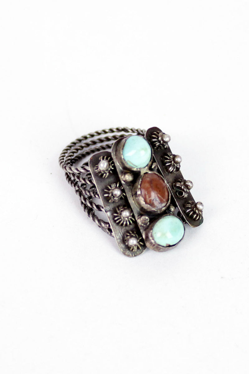 gem ladder ring
