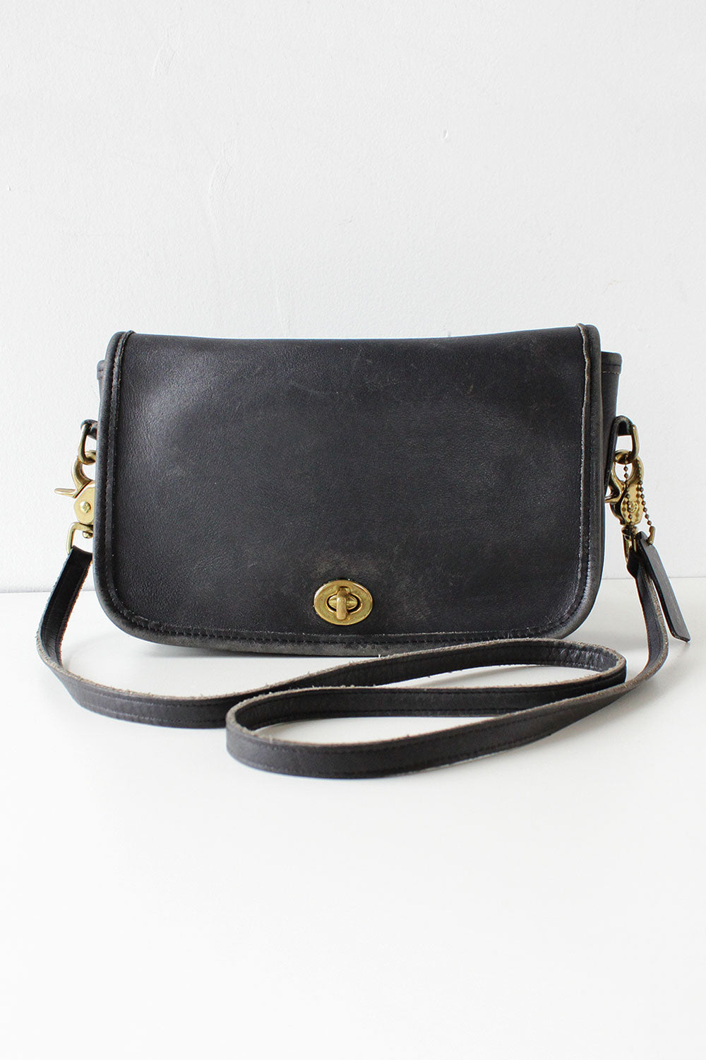 Coal Coach Turnlock Crossbody