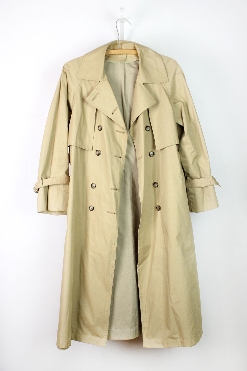London Fog Khaki Trench M