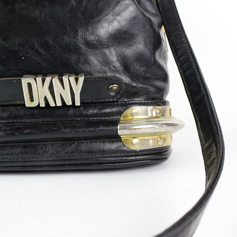 DKNY Industrial Bumper Bag