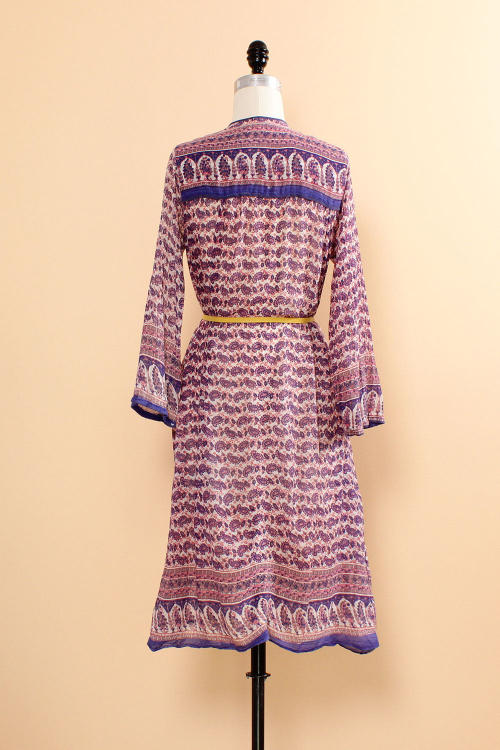 Plum + Pink Indian Gauze Dress