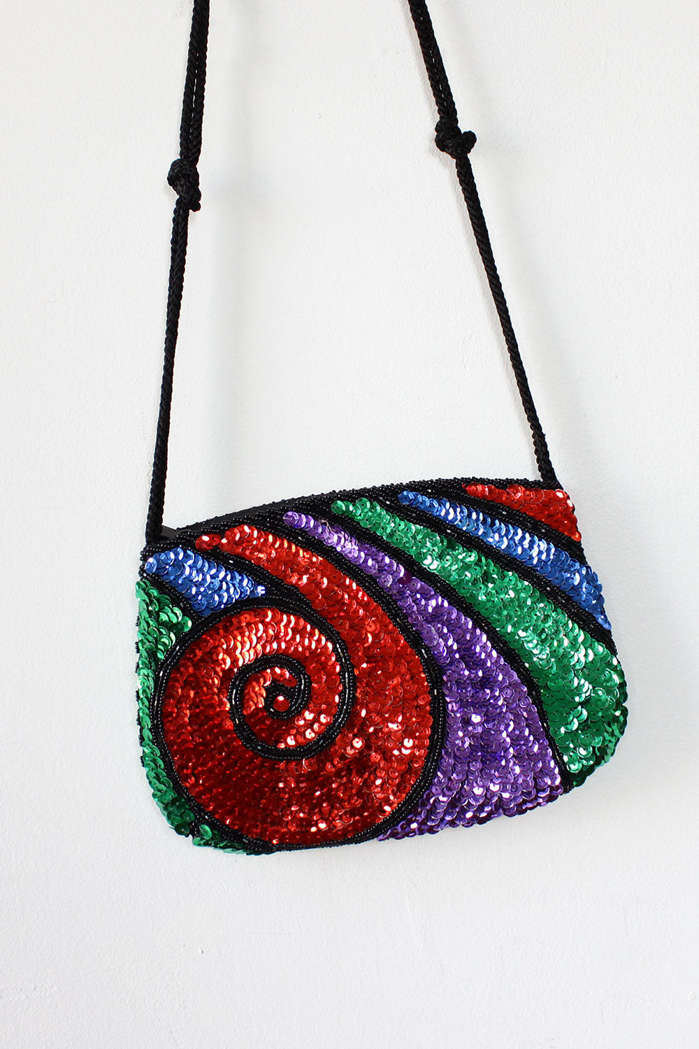 Carnivale Sequin Crossbody