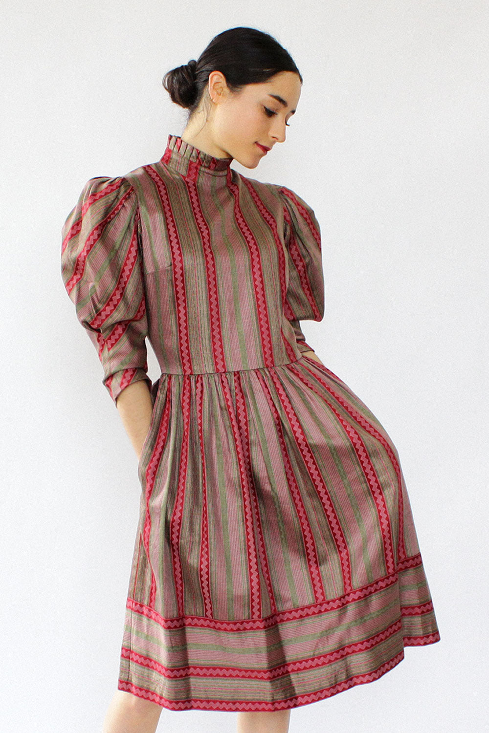 Belle France Society Dress S