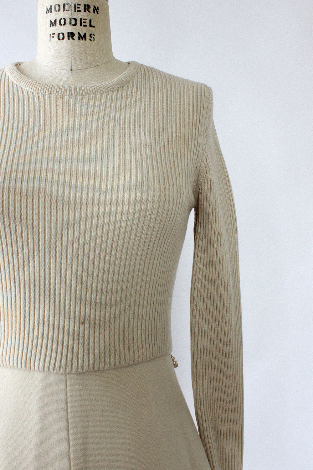 Ciao Lait Sweater Dress S/M