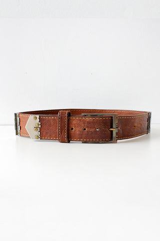 Swirl Embroidered Waistbelt