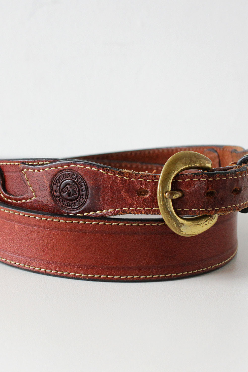 Jordache Redwood Belt