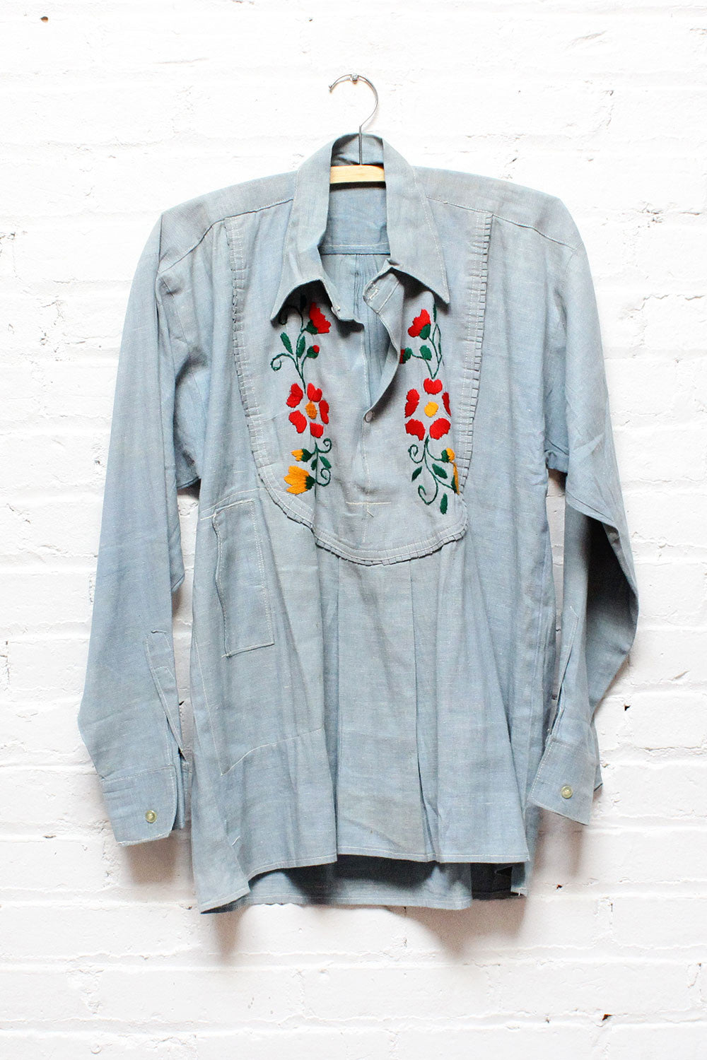 Chambray Creation Top