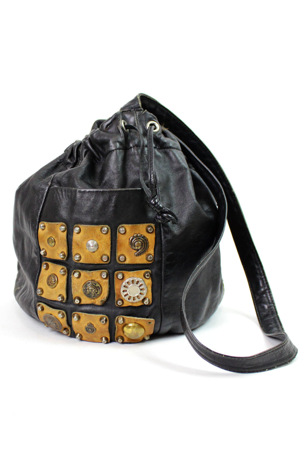 Dryad bucket bag