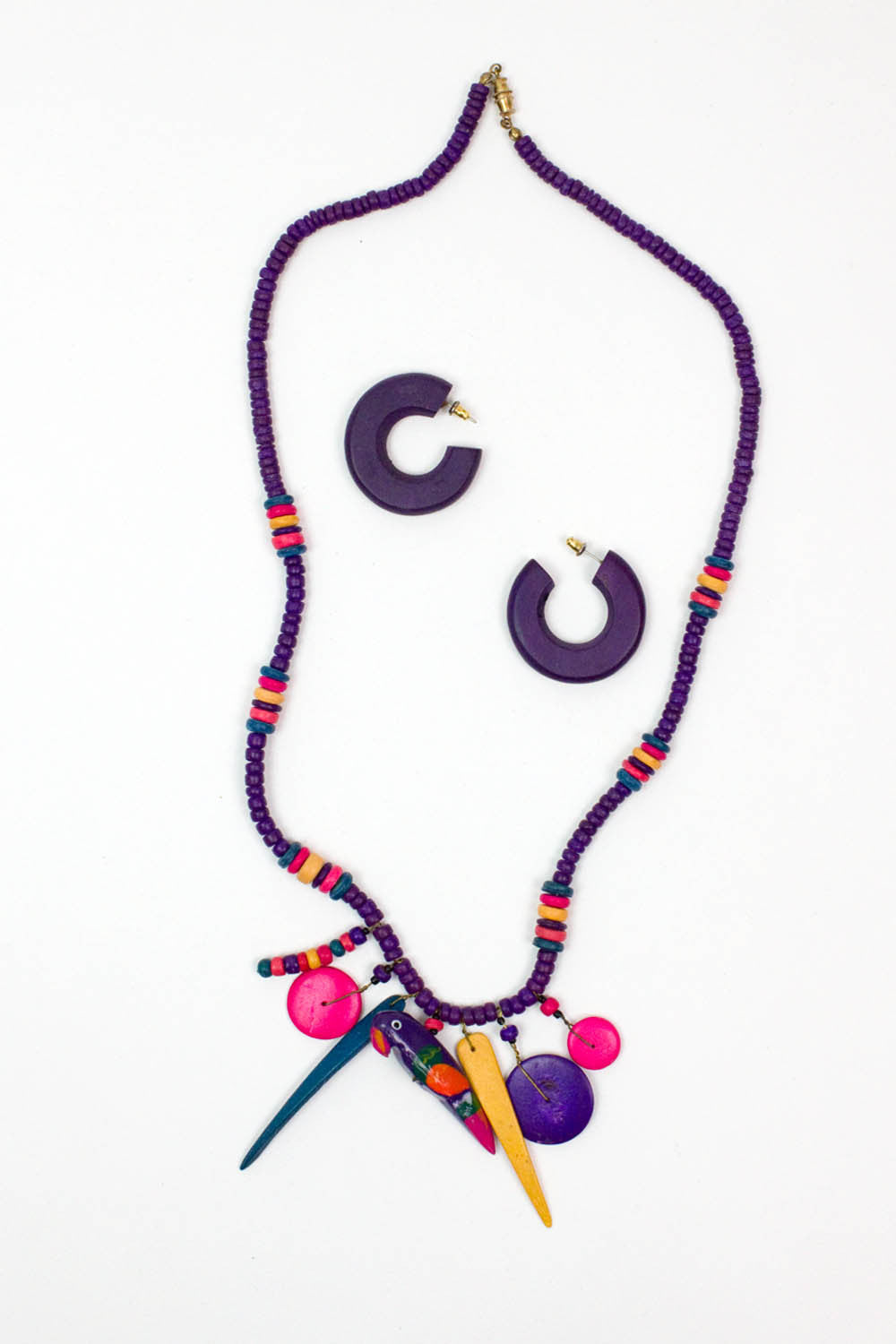 Art Class Necklace Set