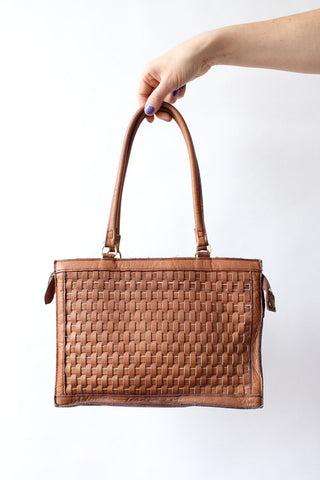 Whiting & Davis Chain Mesh Crossbody Bag
