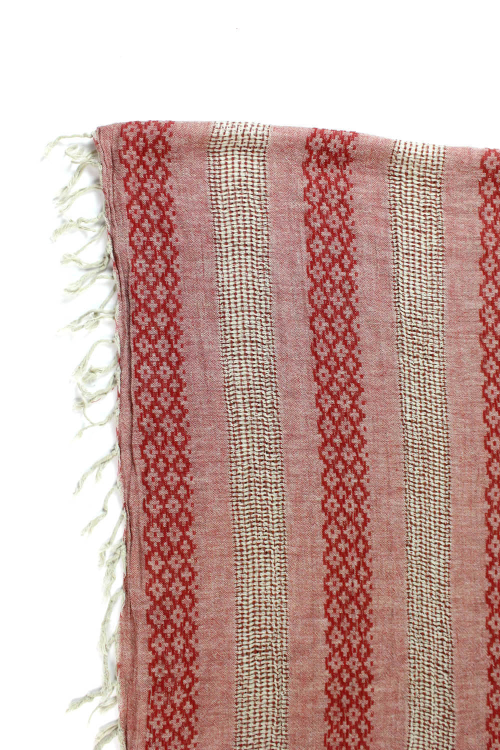 Jefferson Woven Scarf {Long}