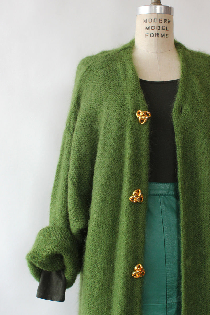 Willow Mohair Cardigan M/L