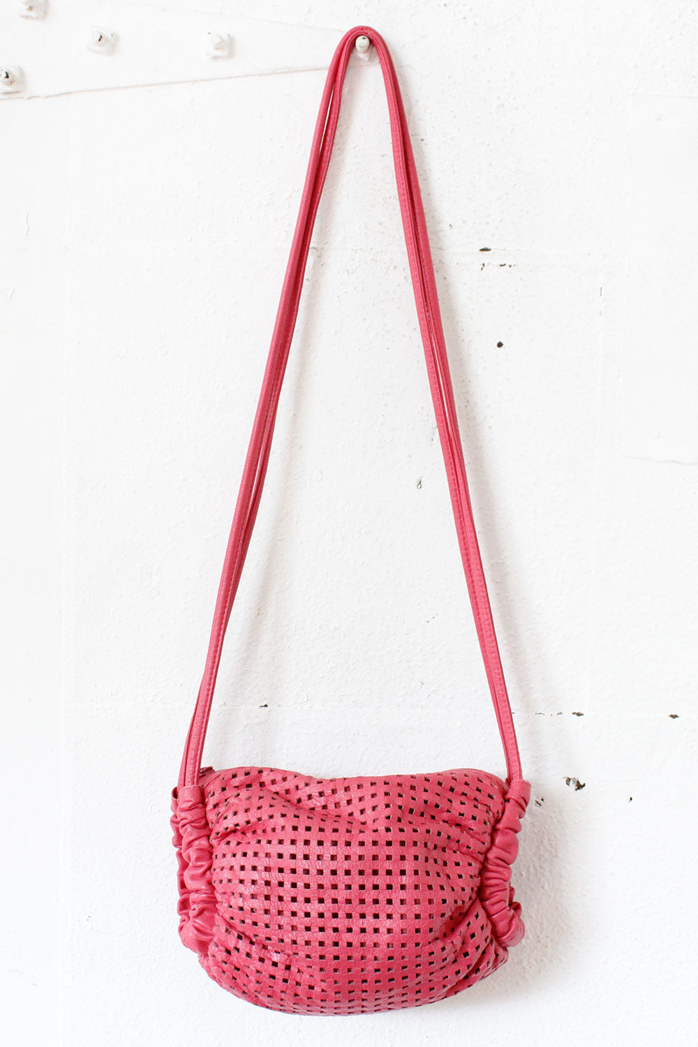 Brio! Pink Perforated Bag