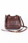 HCL Leather Bucket Bag