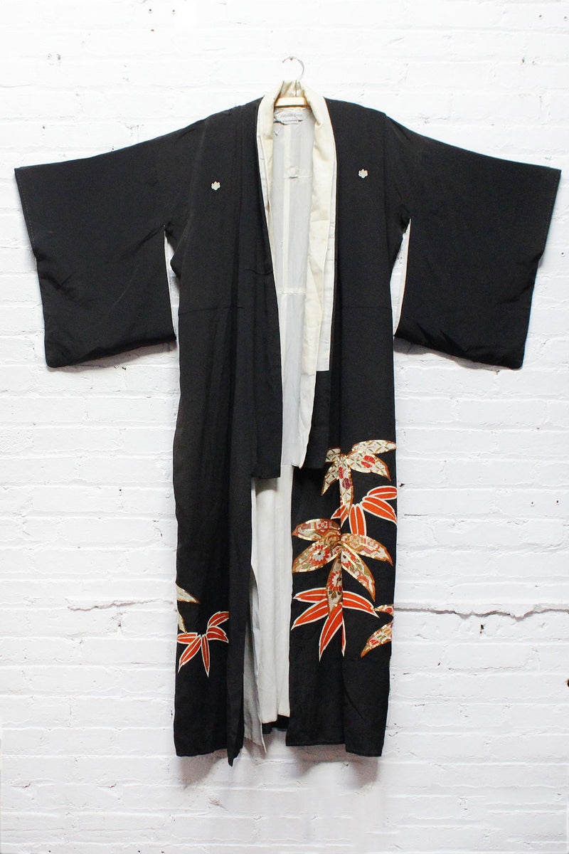 Saks Silk Kimono As Is