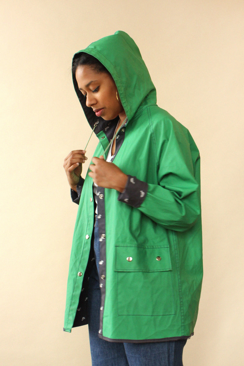 Rainy Day Duck Jacket S/M
