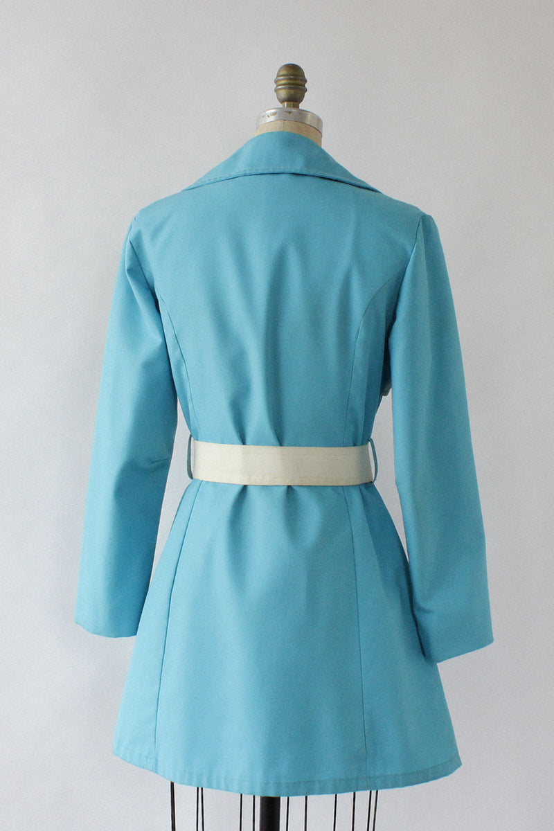 Brady Belted Trench S